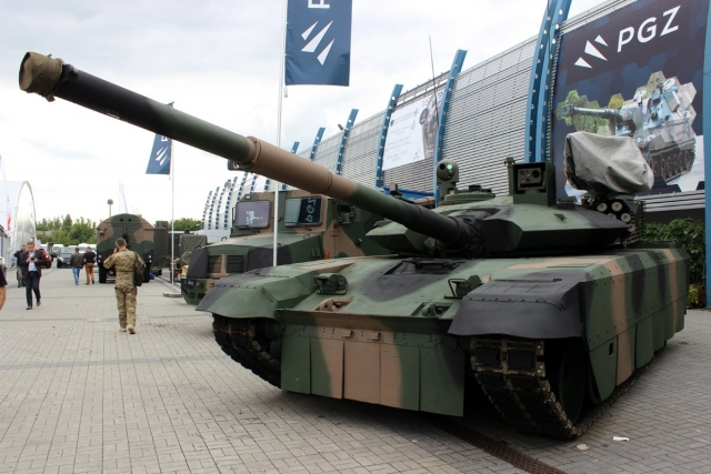 Танк PT-17
