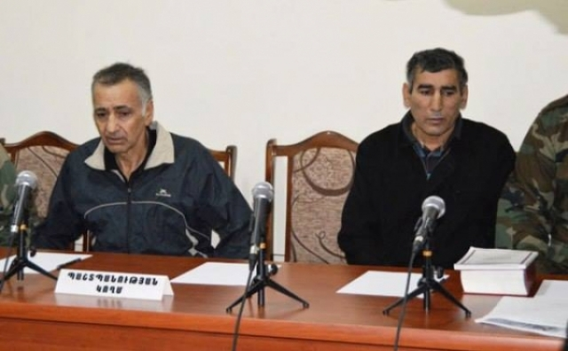 Степанакерт считает закрытой тему азербайджанских террористов