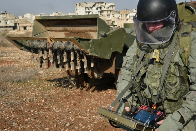 National Interest: Стоит ли опасаться российских роботов?