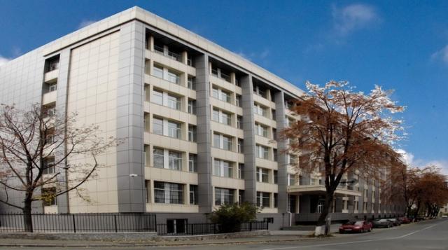 Штаб-квартира СВР Украины в Киеве