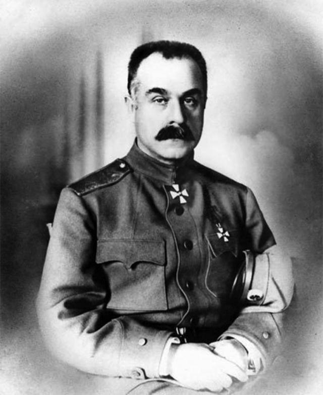 Атаман Алексей Каледин