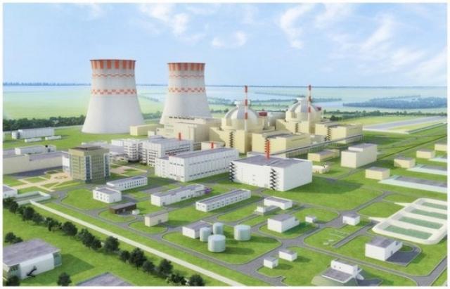 Проект турецкой АЭС «Аккую»