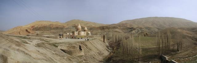 Монастырь Святого Фаддея, христианский монастырь в Иране