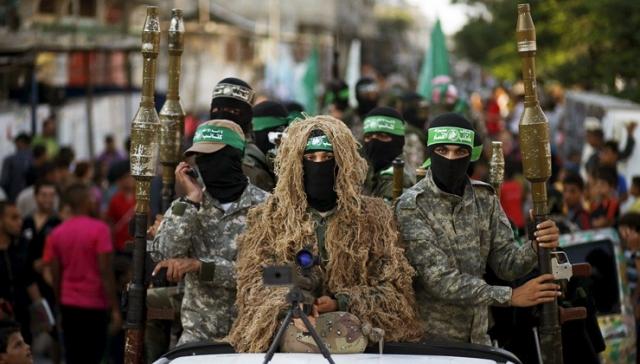 Бригады «Изз ад-Дин аль-Кассам» (военное крыло ХАМАСа)