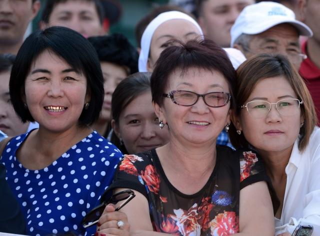 Киргизия. День независимости. 31 августа 2017 года