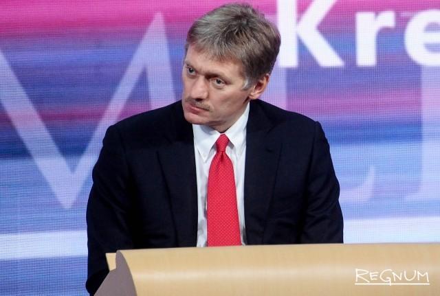 Песков: Оскорбления в адрес Путина в статье Focus недопустимы