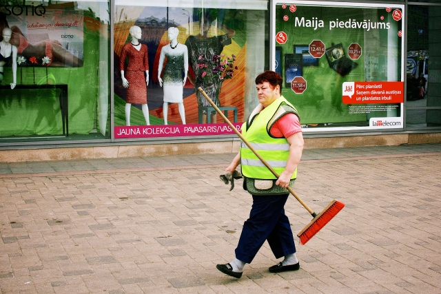 Литва и Латвия — снова в лидерах ЕС по сокращению населения
