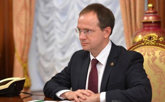 Минкультуры РФ: Мединский обратился в МВД для защиты «Матильды»