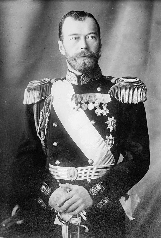 Николай II. 1912