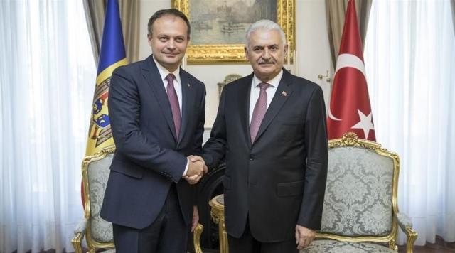 Турция поддержит антироссийский выпад Молдавии в ООН в обмен на консульство