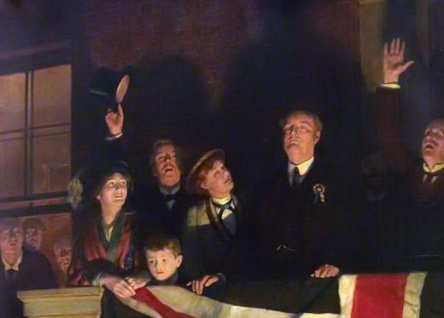 Джон Кольер. За короля и родину! До 1934