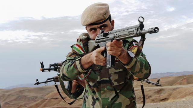 МИД Ирака: Курдам «стоит передумать» о независимости