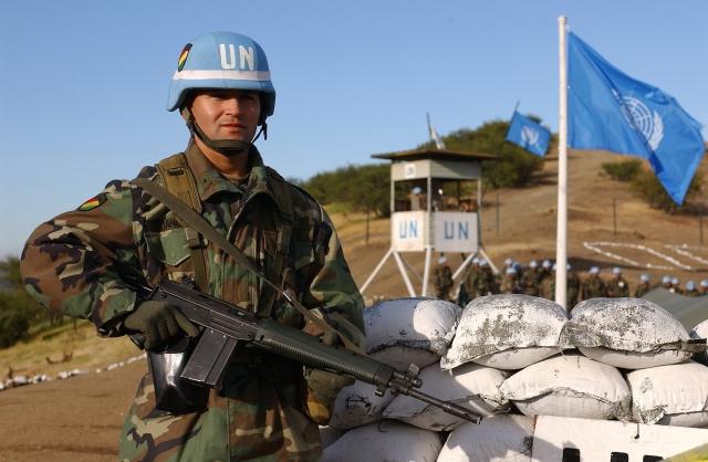 Пушков предложил Госдепу США не путать миротворцев ООН с НАТО