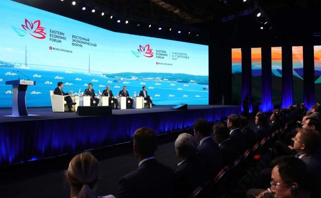 Приморье на ВЭФ-2017 подписало соглашения на 200 млрд рублей