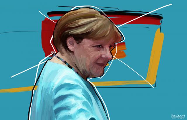Меркель отказалась участвовать в очередной ТВ-дуэли