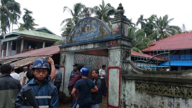 Генсек ООН обвинил правительство Мьянмы в этнических чистках