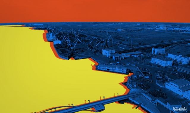 Керченский мост уже мешает американцам: обзор инфраструктуры Украины