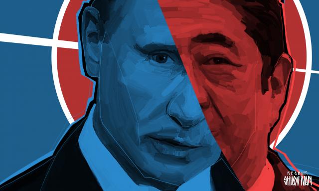 Подпишут ли Путин и Абэ мирный договор «своими руками»?