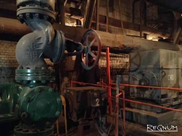 Проект СГК по модернизации Южной тепловой станции в Рубцовске