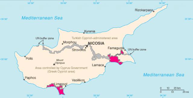 Кипр: намерения Генсека ООН — это одно, намерения Турции — это другое