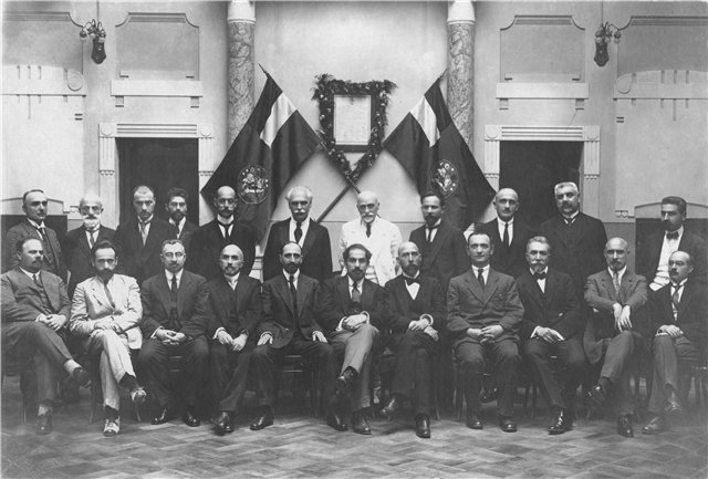 Министры Грузинской Демократической Республики