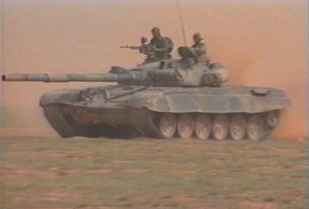 Алжирский Т-72М