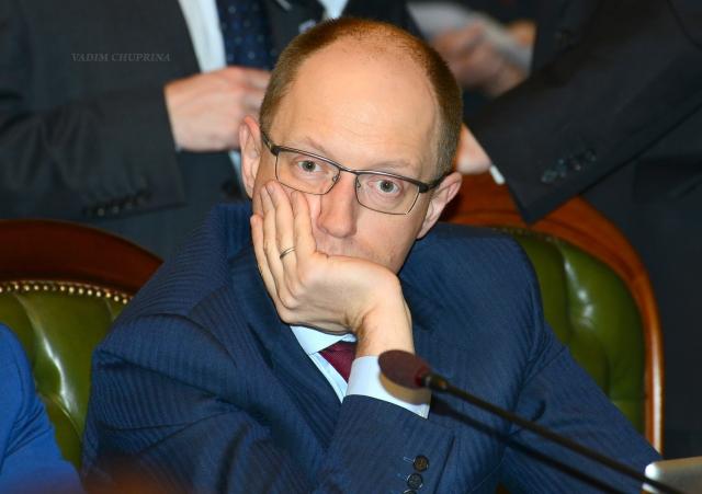 Банковская сфера Украины: Яценюк снова в седле