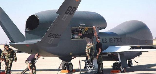 Беспилотник ВВС США