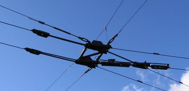 Троллейбусные линии