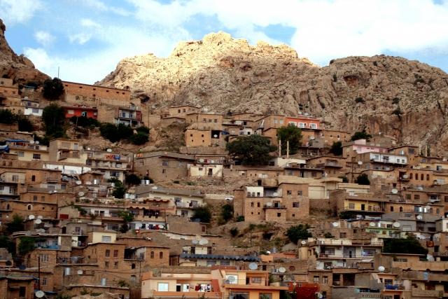 Курдское поселение