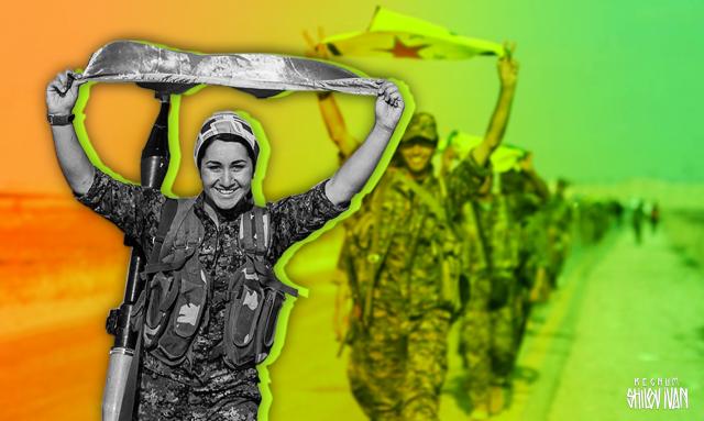 Иракский Курдистан сегодня решает вопрос о независимости. За чем же дело?