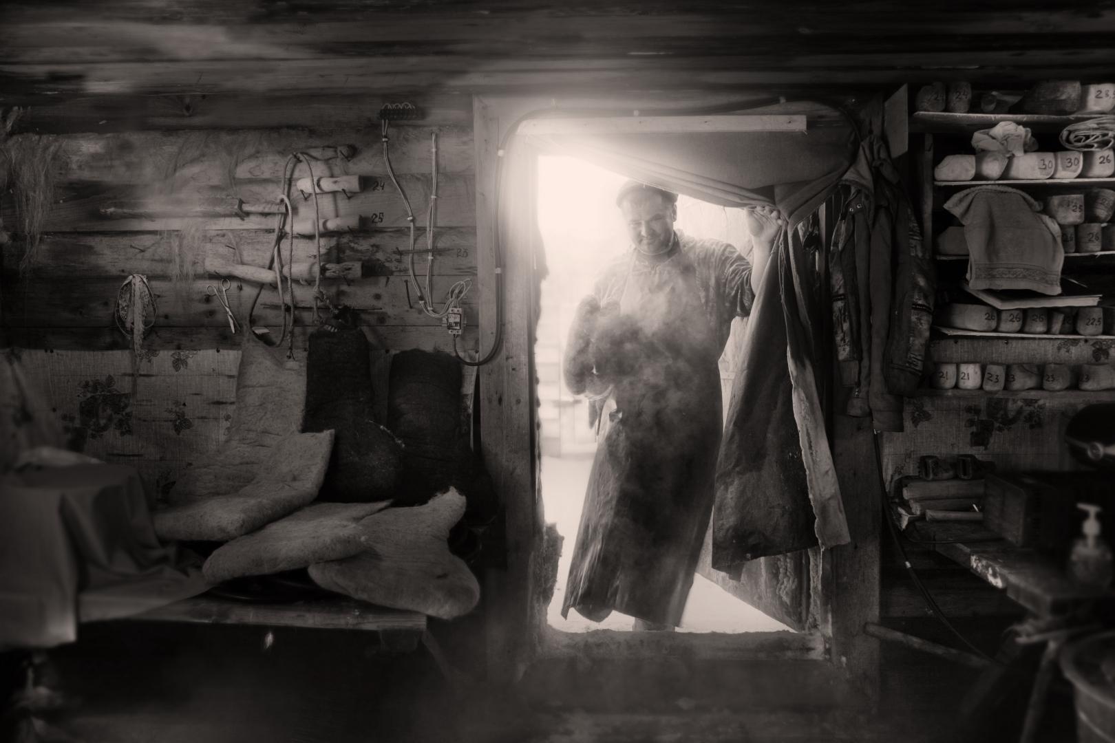 2 место в номинации «Народное творчество» — работа Олега Кугаева «Пимокат Иван»
