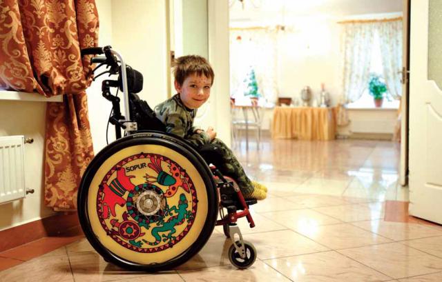 Медико-социальная поддержка пациентов в Детском хосписе