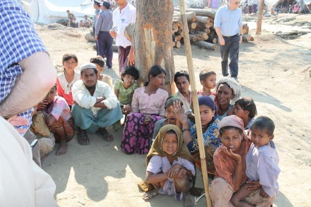 Мьянма-Бирма, геноцид мусульман рохинджа