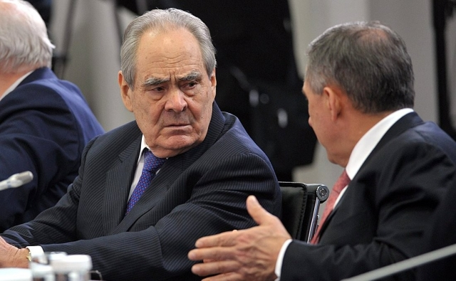 Как Шаймиев боролся за «суверенную Татарию»