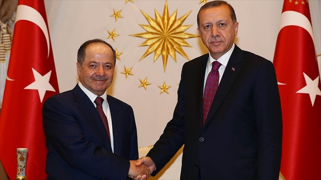 Барзани и Эрдоган: то ли враги, то ли партнеры