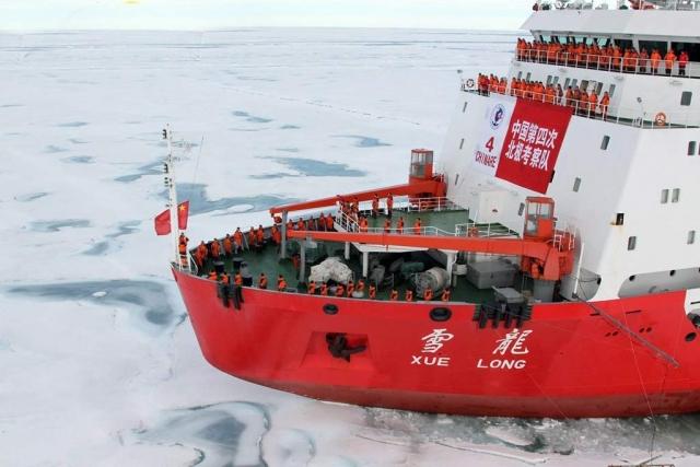 Успехи Китая в Арктике – взгляд из Америки