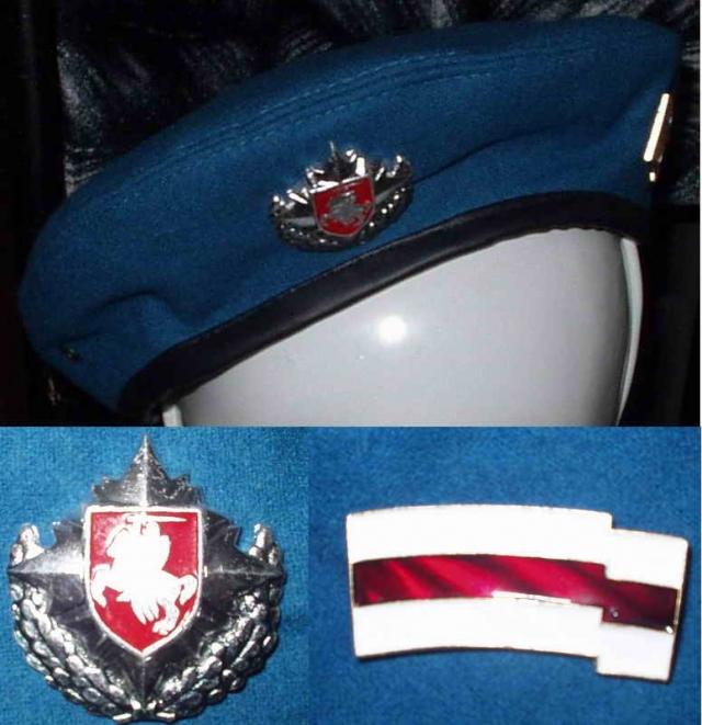 Берет ВДВ Белоруссии до 1995 года