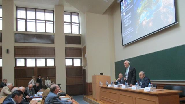 Форум «Глоболистика» в МГУ