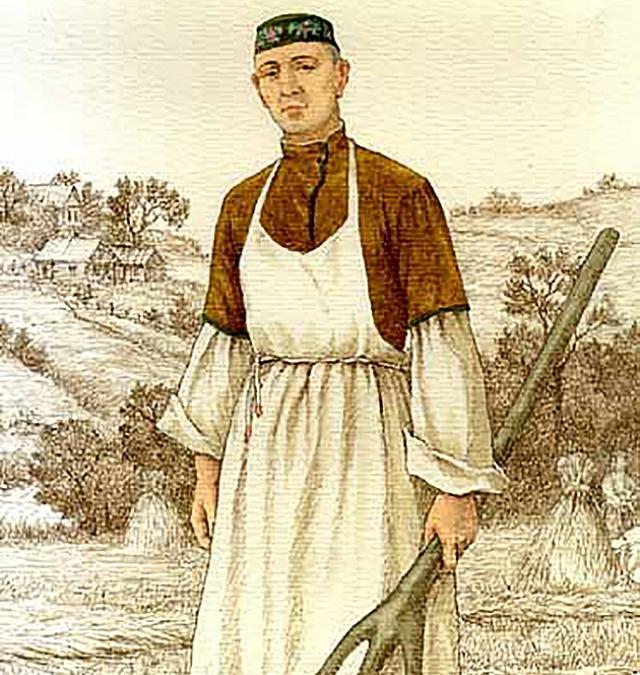 Татарский крестьянин