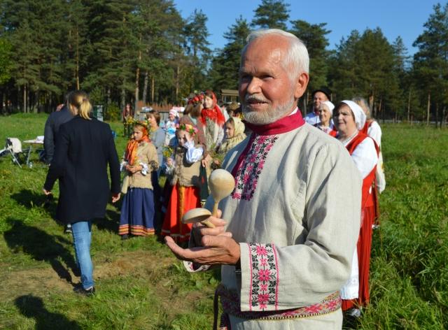 Многонациональная Ленобласть собралась на праздник в деревне Энколово