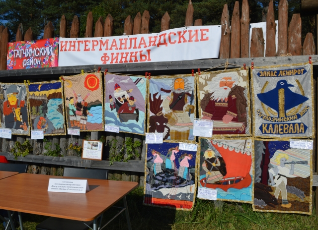 Фестиваль «Энколово собирает друзей» во Всеволожском районе