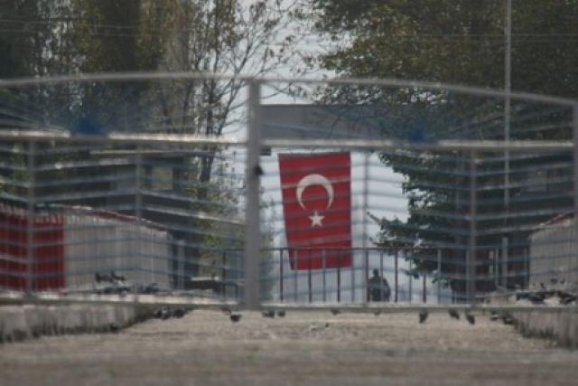 Турецкая граница