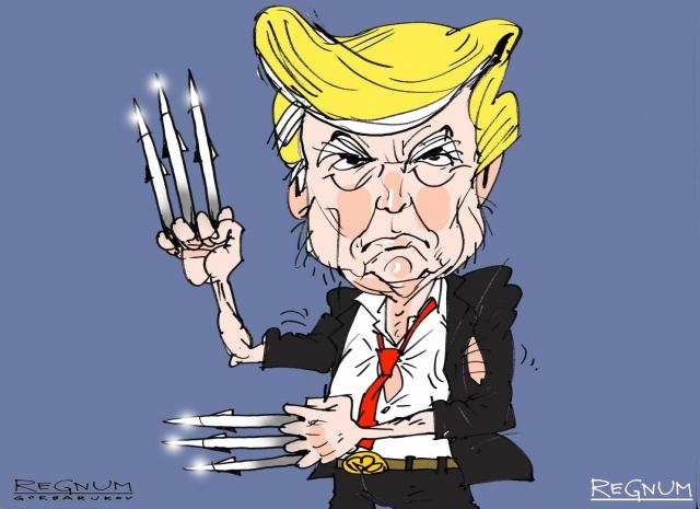 Либералам США Трамп мил лишь как разжигатель войны – American Conservative