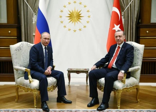 Станислав Тарасов: Путин в Анкаре сверил часы с Эрдоганом