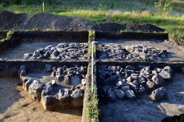 Близ Белокурихи найдены захоронения скифского времени