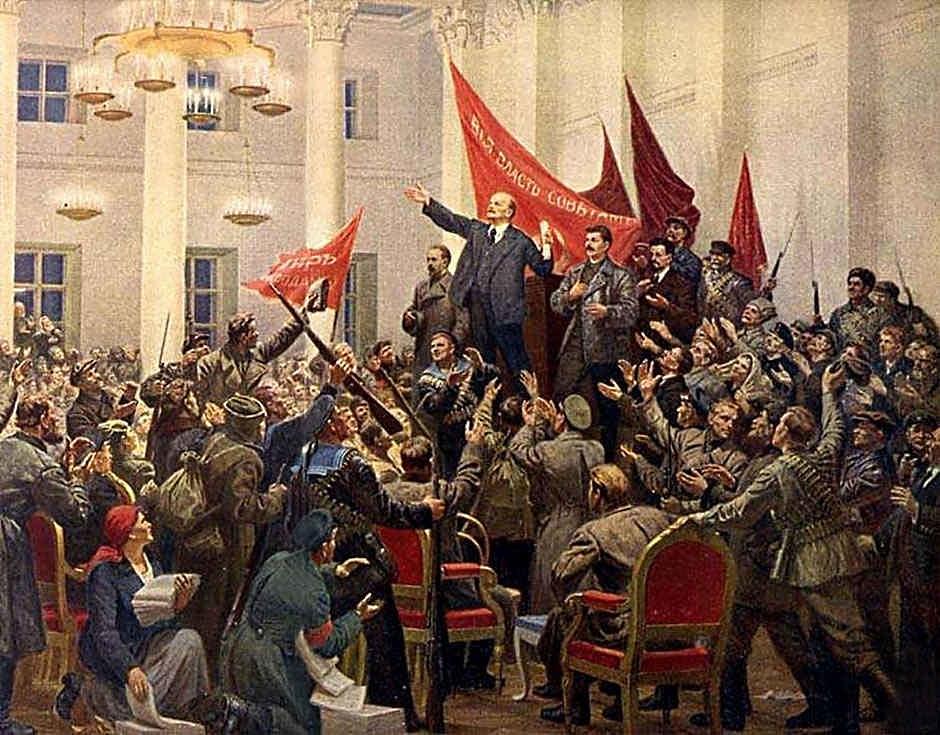 Красивые открытки, картинки о великой октябрьской социалистической революции