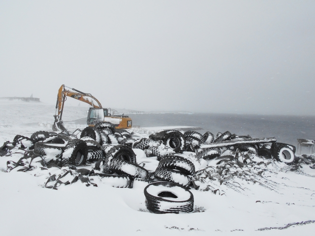 Арктическая свалка: кто и как мусорил на землях Северного Ледовитого океана