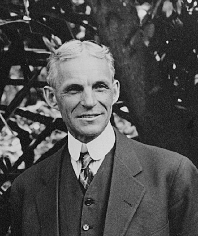 Генри Форд — 1914 год