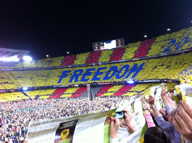 Референдум о независимости Каталонии — сегодня: «Мы уже победили!»